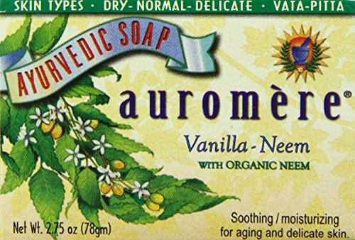 auromere-pain-de-savon-ayurvedique-hydratant-et-apaisant-a-base-dextraits-de-vanille-et-de-margousie