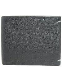 RK International Black Men's Wallet - B01AJY1P32