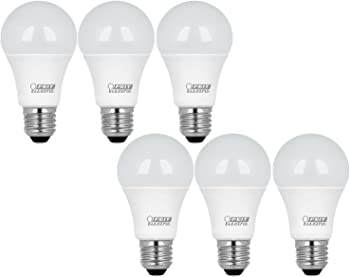 6-Pk. Feit Electric 60W Soft White LED Light Bulb