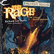 The Rage: Forgotten Realms: The Year of Rogue Dragons, Book 1   Richard Lee Byers