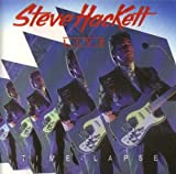 Time Lapse Live by Steve Hackett