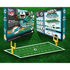 Buy NFL Miami Dolphins Game Time Set by OYO