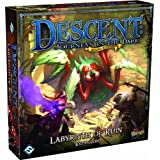 Descent Second Edition Labyrinth of Ruin Expansion Board Game