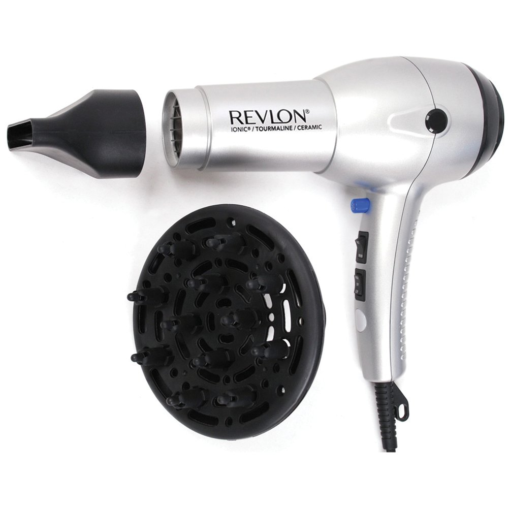 Revlon RV544PKF 1875W Tourmaline Ionic Ceramic hair Dryer