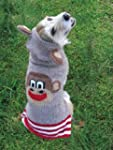 Chilly Dog Hoodie Sweaters 100 % Wool...
