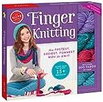 Finger Knitting: The fastest, easiest...