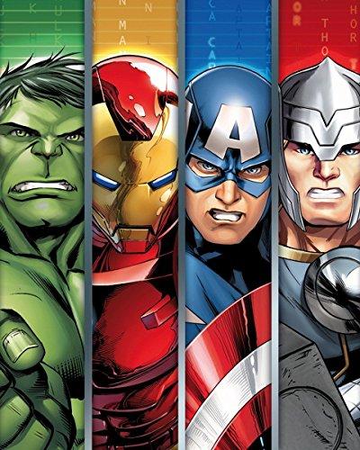 maxi-mini-avengers-plaid-copertina-per-lettino-colore-corallo-120-x-150-cm-motivo-super-eroi-idea-de