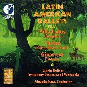 Latin American Ballets