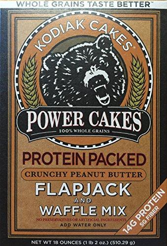 Kodiak Cakes Recipes Crunchy Peanut Butter