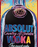 High Quality Fine Art Prints on Canvas - 16 x 20 inch Post-Impressionism Other - Absolut Vodka