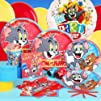 Tom and Jerry Standard Party Pack for 8