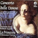 echange, troc La Primavera - Concerto della donne - Musique italienne du XVIIe s. de compositeurs féminins