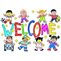 Eureka Teacher Cards, Star Students Welcome, 36 Mailable Postcards (831912)