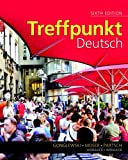img - for Treffpunkt Deutsch: Grundstufe Plus MyGermanLab with eText multi semester -- Access Card Package (6th Edition) book / textbook / text book