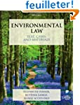 Environmental Law: Text, Cases, and M...