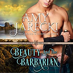 Beauty and the Barbarian Audiobook