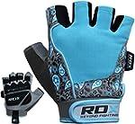 Authentic RDX Ladies Gel Gloves Fitne...