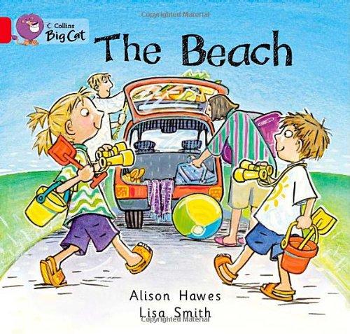 The Beach Workbook (Collins Big Cat), Buch