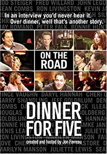 "Dinner For Five: ""On The Road"""