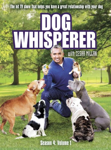 Dog Whisperer With Cesar Millan: Season 4 V.1 [DVD] [Region 1] [US Import] [NTSC]