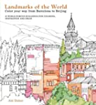 Landmarks of the World: Color Your Wa...
