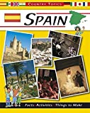 img - for Spain (Country Topics) book / textbook / text book