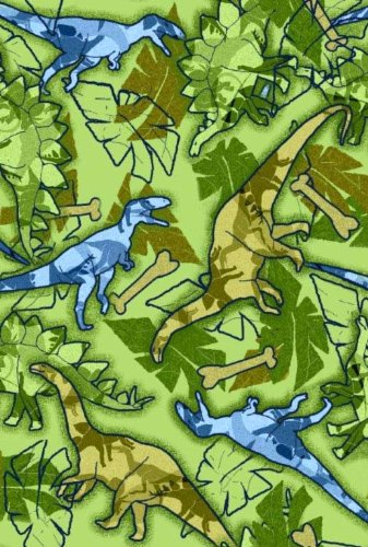 Dinosaur Crib Bedding Set