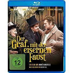 Der Graf mit der eisernen Faust [Blu-ray]