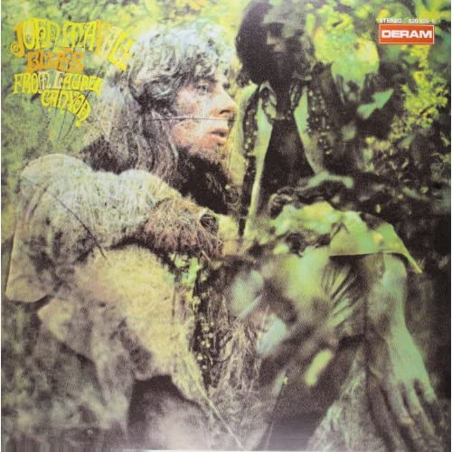 Blues-from-Laurel-Canyon-12-inch-Analog-John-Mayall-LP-Record