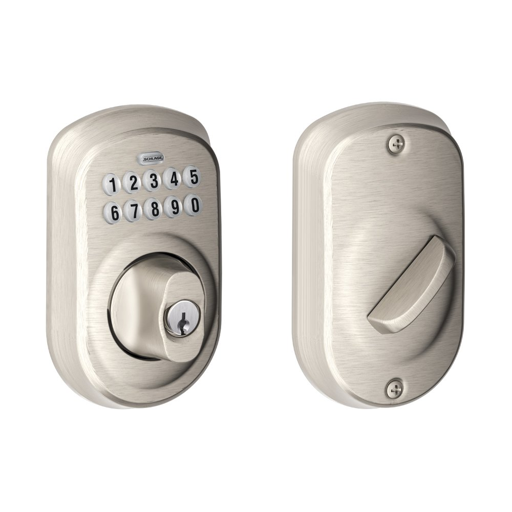 top 10 best keyless deadbolt door locks reviews 2016 2017 on flipboard. Black Bedroom Furniture Sets. Home Design Ideas