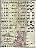 Zimbabwe 200 Million Dollars X 10 PCS, 2008, P-81, UNC, Currency