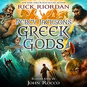 Percy Jackson's Greek Gods | Livre audio