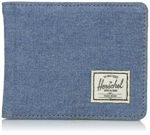 Herschel Hank Denim/Leather