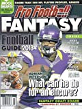 img - for Fantasy Football Guide 2013 (Pro Football Weekly) book / textbook / text book