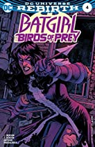 Batgirl And The Birds Of Prey (2016-) #4