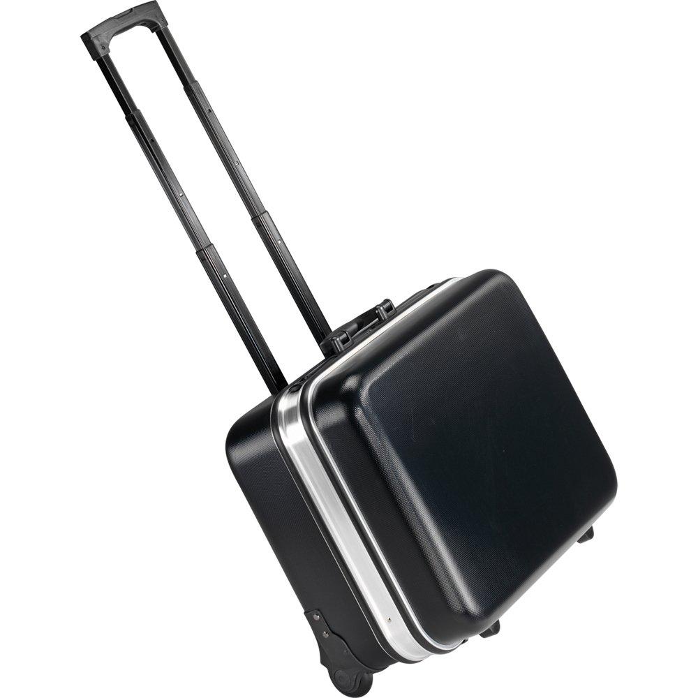 Famex 600L Trolley ABS Hart Schalenkoffer Größe 36 L mit 2 Werkzeugpaletten, leer  BaumarktKundenbewertung und Beschreibung