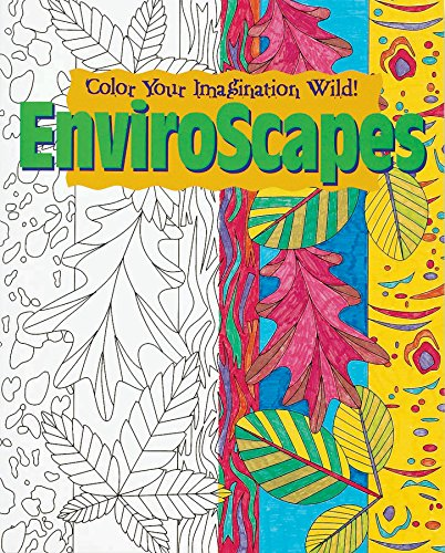 Enviroscapes (Scapes Coloring Books) front-778447