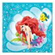 Disney Princess the Little Mermaid Luncheon Napkins (Pack of 20)