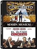 Pack Sesión Musical: El Concierto + El Último Concierto [DVD]