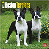 BrownTrout Boston Terriers 2014 Wall