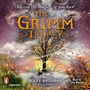 The Grimm Legacy | [Polly Shulman]