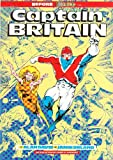 Alan Davis Captain Britain