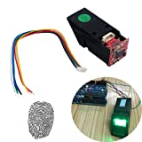 Green Light Optical Fingerprint Reader Sensor Module for Arduino Mega2560 UNO R3 DIYmall