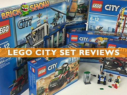 Review: Lego City Set Reviews on Amazon Prime Video UK