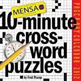 Mensa 10-Minute Crossword Puzzles 2012 Calendar