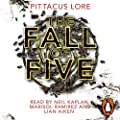 The Fall of Five (Unabridged)