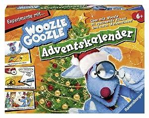 Ravensburger Spieleverlag 18985 - Woozle Goozle: Adventskalender