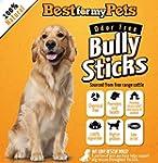 Best Natural Bully Sticks, Odor Free,...