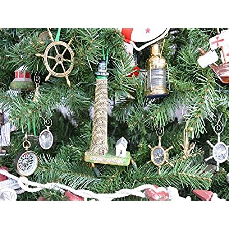 61ndlmseBFL._SS450_ Beach Christmas Ornaments and Nautical Christmas Ornaments