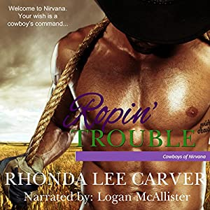 Ropin' Trouble Audiobook